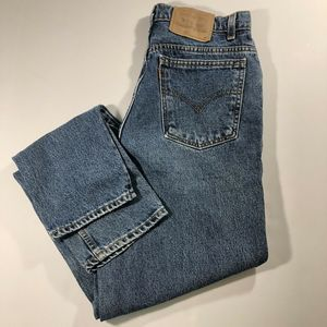 Vintage Levi's 921 Women's 12 Tapered Fit